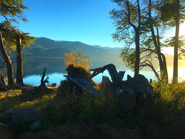 Lake Traful, Patagonia, Argentina