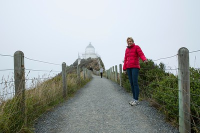 20170329 Janet at Nugget Point - Southland 4x4 trip _JM_4819 a