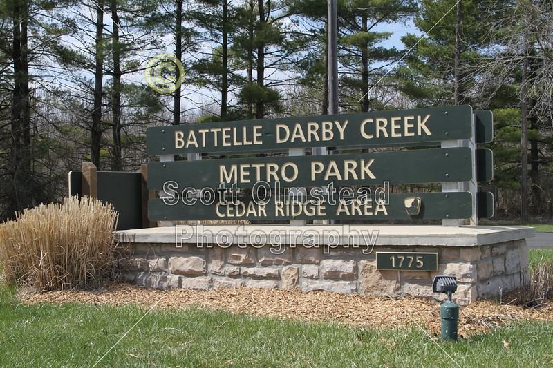 Friday, April 1, 2011 - Battelle Darby Creek Metro Park located in Columbus, Ohio