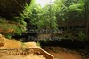 Friday, June 1, 2012 - Old Man's Cave - Hocking Hills State Park located in Ohio (RAIN)