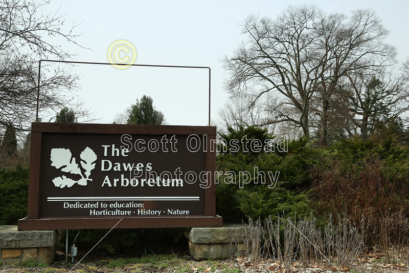 Friday, March 15, 2013 - The Dawes Arboretum is a Nature Preserve located in Newark, Ohio, of Licking County