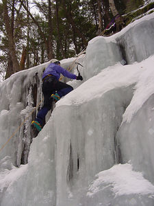 009 - Lida climbing.JPG