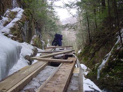 Andrew wood-climbing