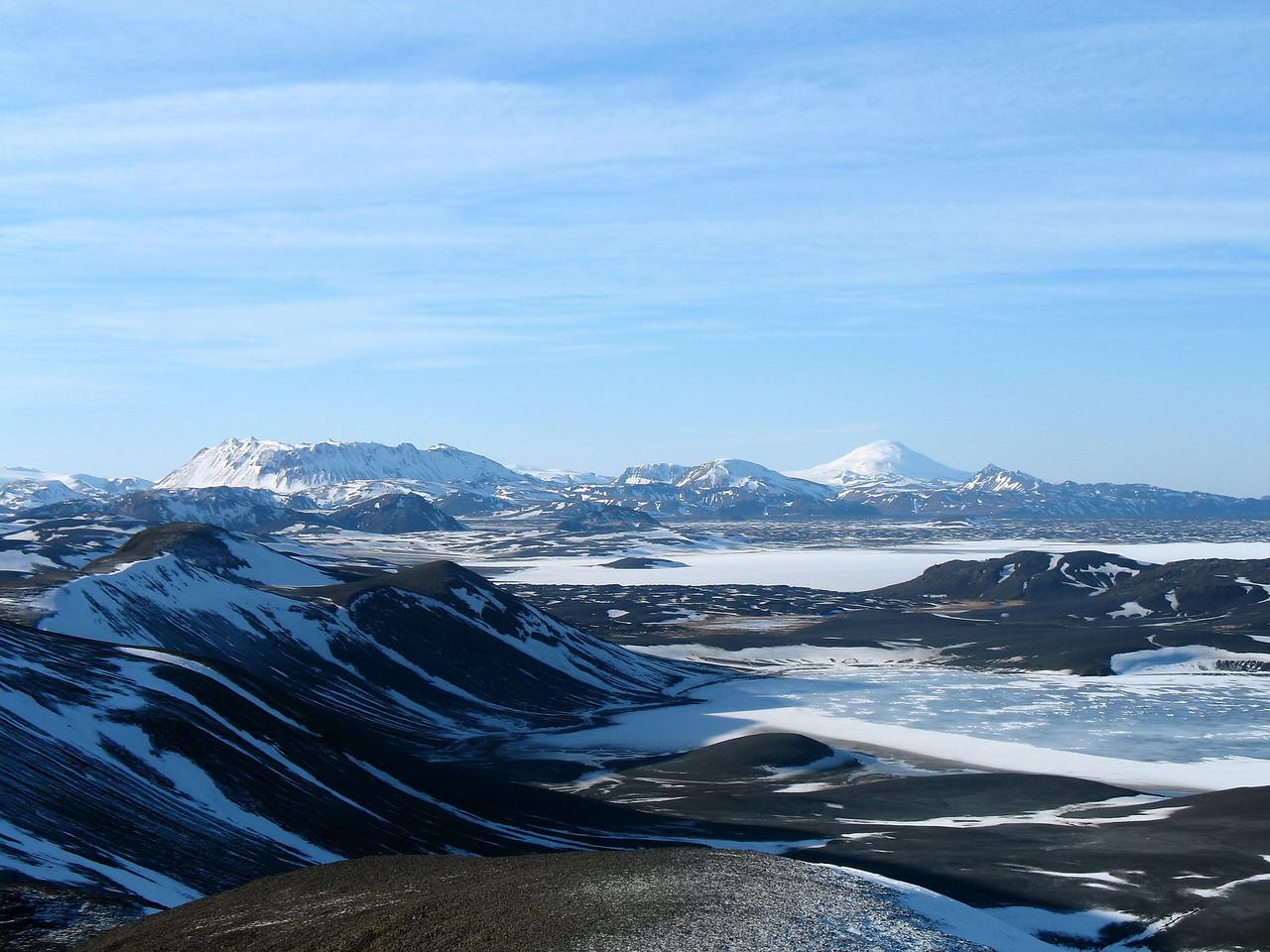 Löðmundur og Hekla