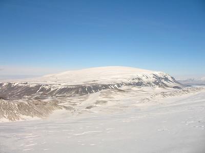 Eiríksjökull af Hafrafelli.