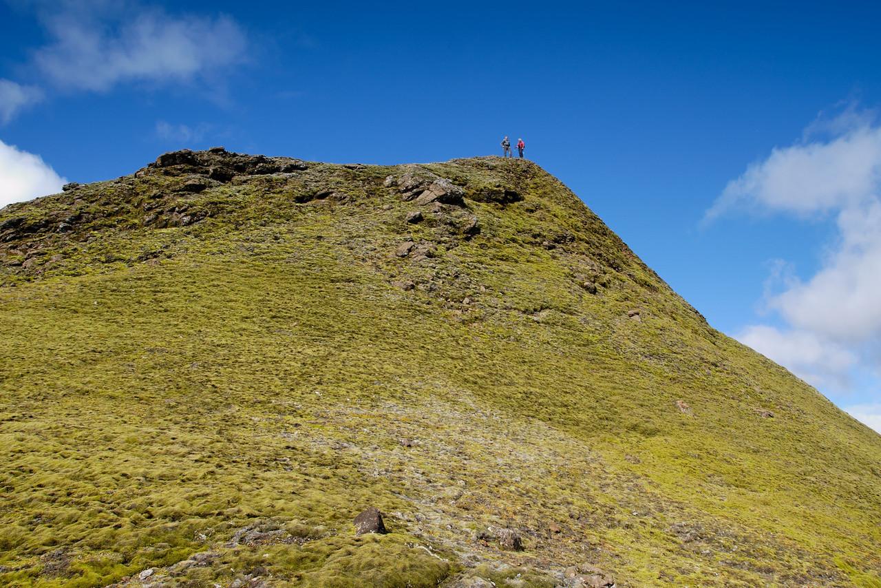 13:57 Gunnar og Gerður.