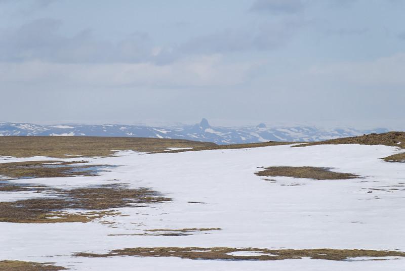 13:40 Vaðalfjöll - takmark morgundagsins.