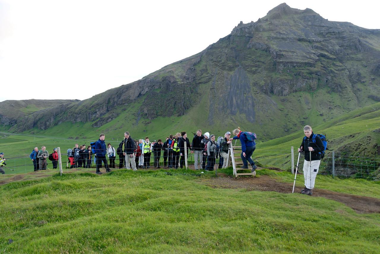 21:41 - Þeir fyrstu búnir að sigra Kvennabrekkuna illræmdu.