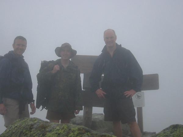 2008 July Hike - Mt. Lafayette
