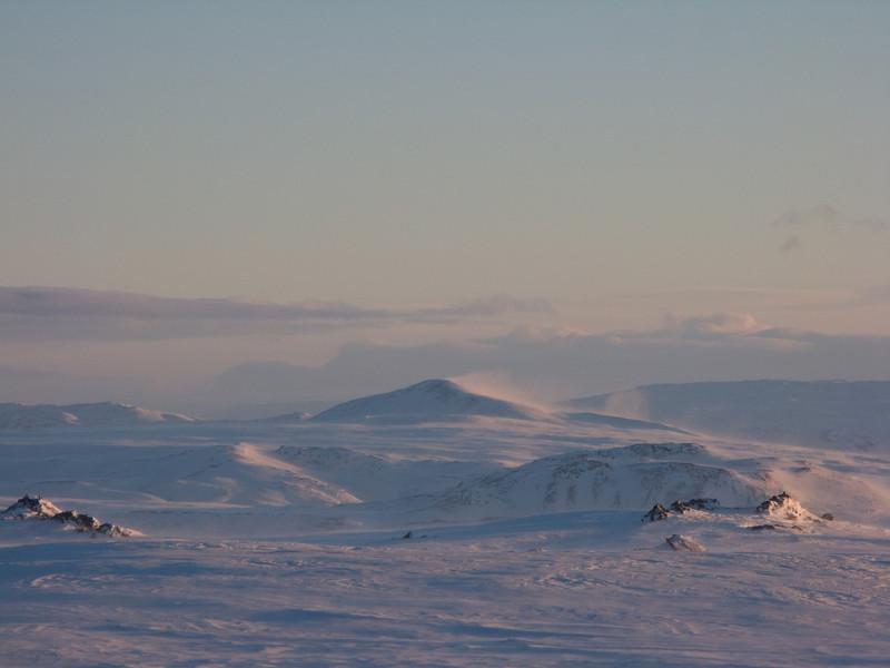Skefur af Skálafelli (á Hellisheiði).