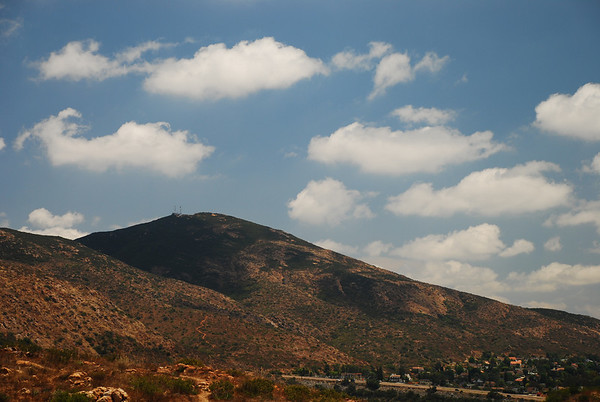 2009-06 South Fortuna Mountain