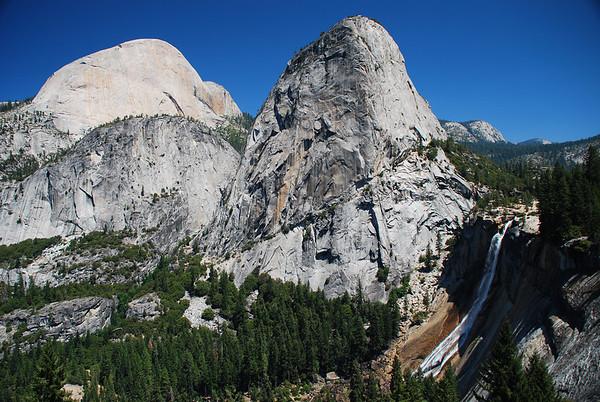 2009-08 - Nevada Falls, Yosemite National Park