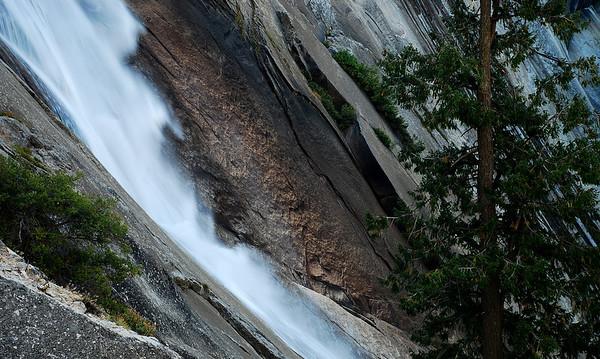 2009-08 Yosemite - Day 2, Vernal Falls and Nevada Falls