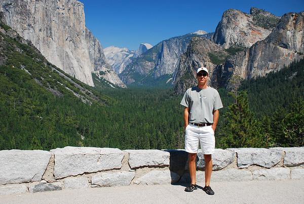 2009-08 Yosemite - Day 1, Yosemite Valley