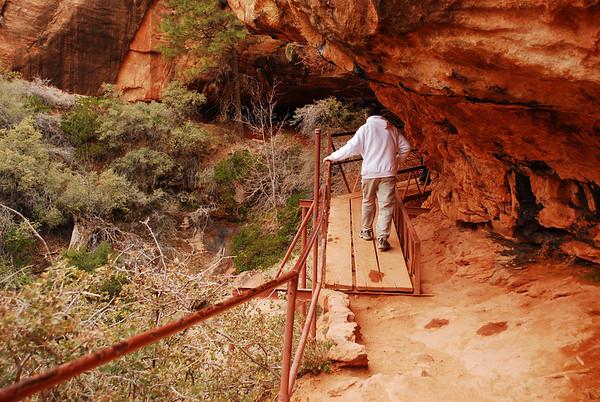 2010-04 Hidden Canyon & Observation Point, Zion National Park