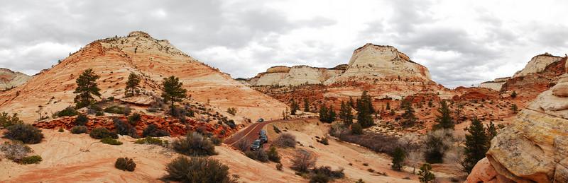 2010-04 - Zion-Mount Carmel Highway - Zion National Park