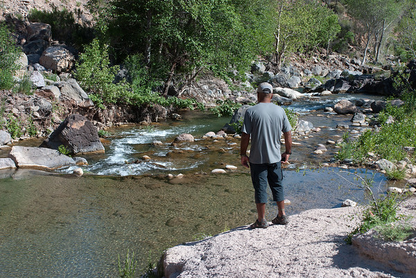 2011-05 Fossil Creek, Arizona