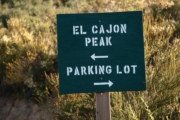 2011-06 El Cajon Mountain