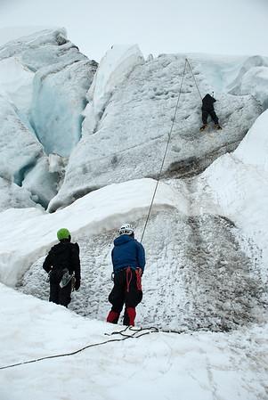2011-07 AMTL1, Day 5 - Easton Glacier