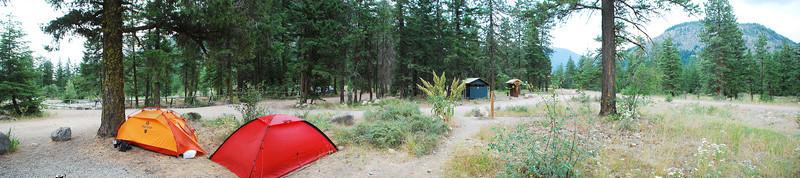 2011-07 AMTL1, Day 9 - Mazama Campground