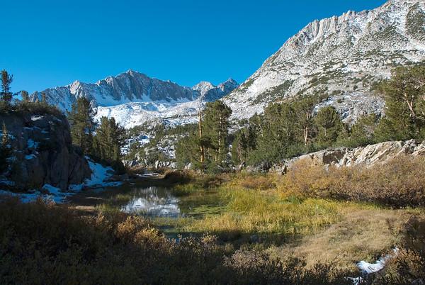 2011-10 Bishop Pass to South Lake, Day 3