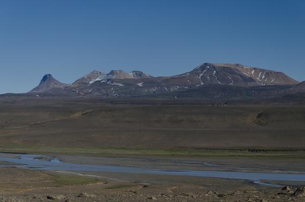 Syðri-Hásteinar 8. til 10. ágúst 2011