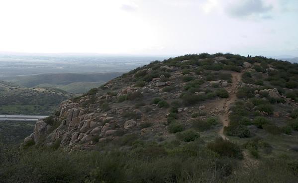 2012-03 North Fortuna Mountain