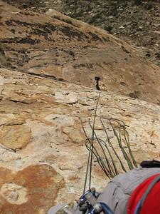 2012-11 El Cajon Mountain, Buffalo Brothers (5.8-)