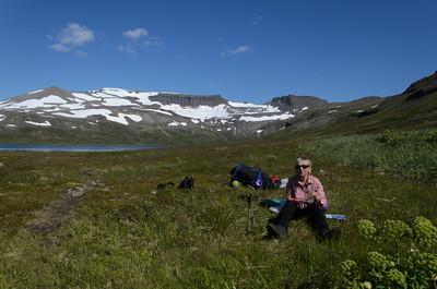 Gerður á Skipeyri við Hrafnfjörð