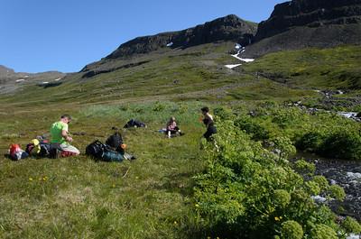 Kaffipása á Skipeyri við Hrafnfjörð