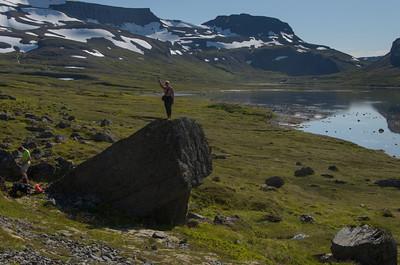 ... og það sama gerði Gerður