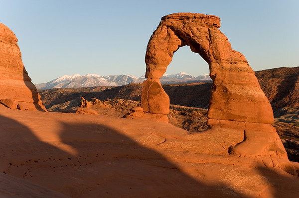 2013-04 Arches National Park, Delicate Arch Sunset