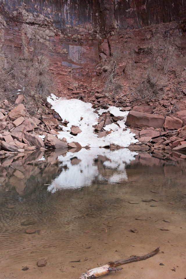 Emerald pools: found the pool, where's the emerald?