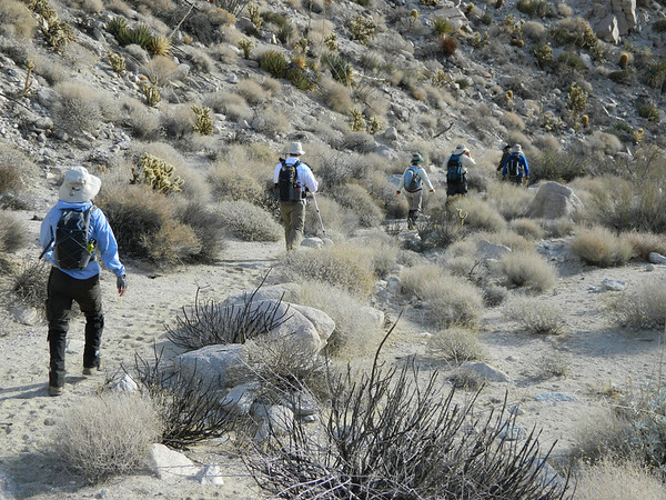 2014-02 Inkopah to Valley of the Moon (Photo by Scott Benner)
