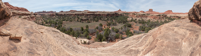 2014-04 Canyonlands NP, Needles District - Peekaboo Trail