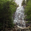 Arethusa Falls, near Crawford Notch, NH.
