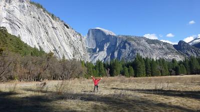 2014/02/23 >> Strolling Yosemite Valley & Ahwahnee Hotel