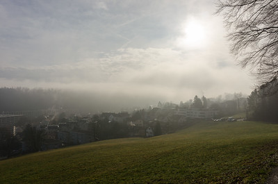 Quite foggy, indeed…