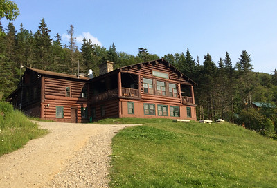 Moosilauke Ravine Lodge.