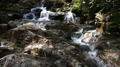 Beaver Brook Cascades, Mount Moosilauke.