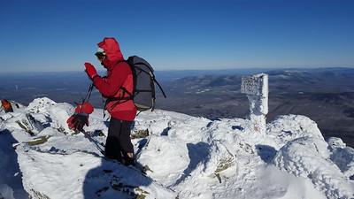 Summit of Mt. Adams