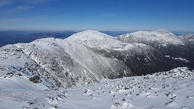 Summits past