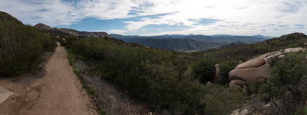 2016-01 El Cajon Mountain