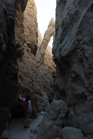2016-11 The Slot, Anza Borrego Desert State Park
