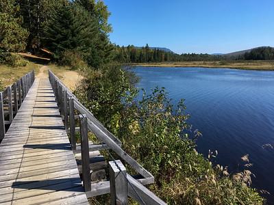 Bigelow Mountain, September