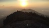 Timelapse movie of the sunset from the summit of West Bigelow Peak, Bigelow Mountain, Maine.