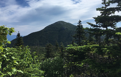 View of Iroquois from Mount Marshall trail.