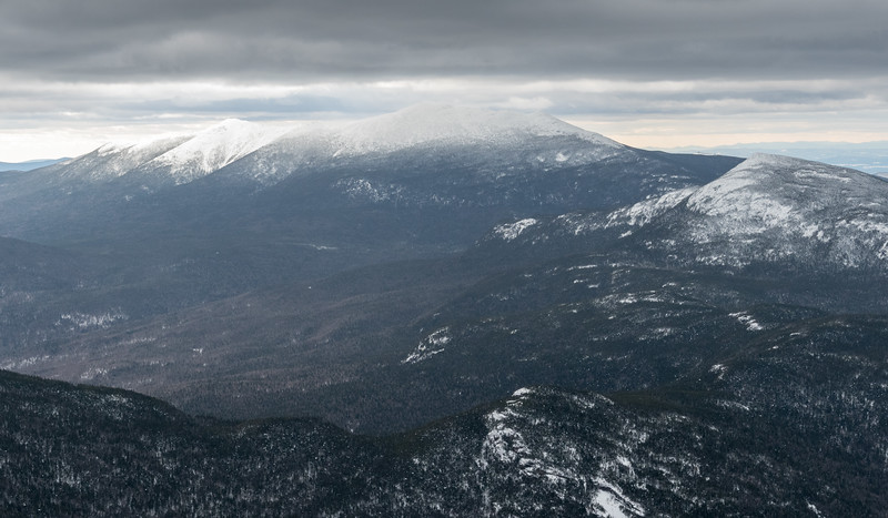 Franconia Range, viewed from North Twin.