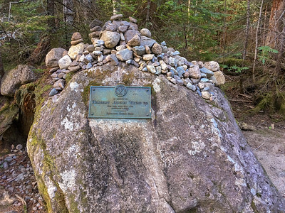 Memorial for Herbert Judson Young '32, placed here by the DOC.