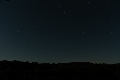 Comet NEOWISE from our home in Lyme.